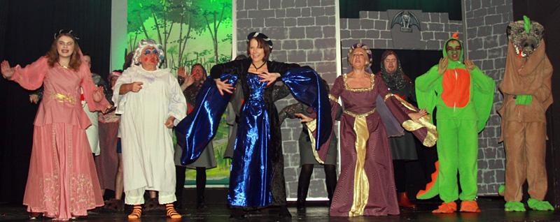 King Arthur Pantomime