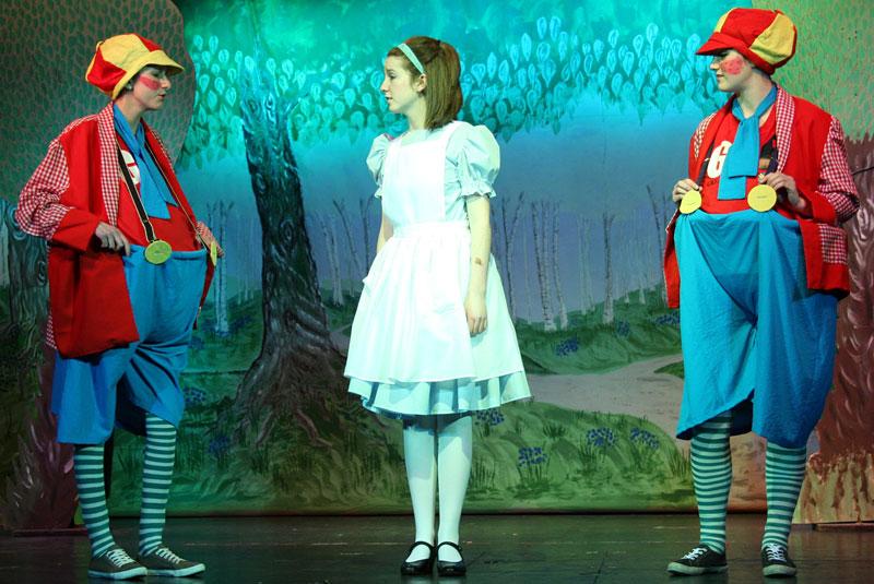 Alice The Panto