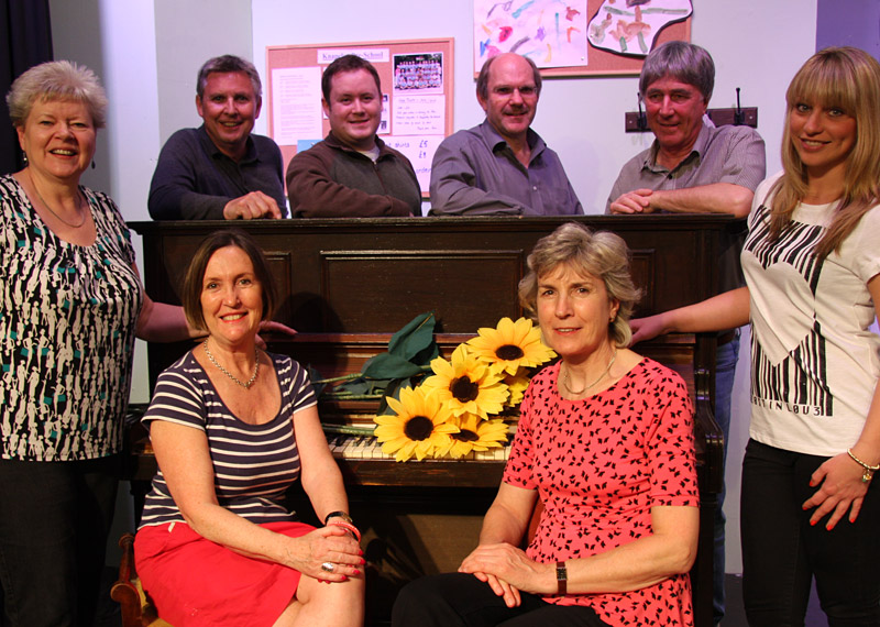 Calendar Girls Cast Members