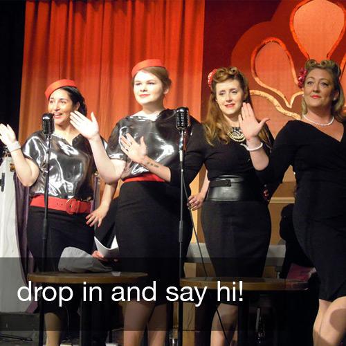 Windlesham Drama Group Opening Evening
