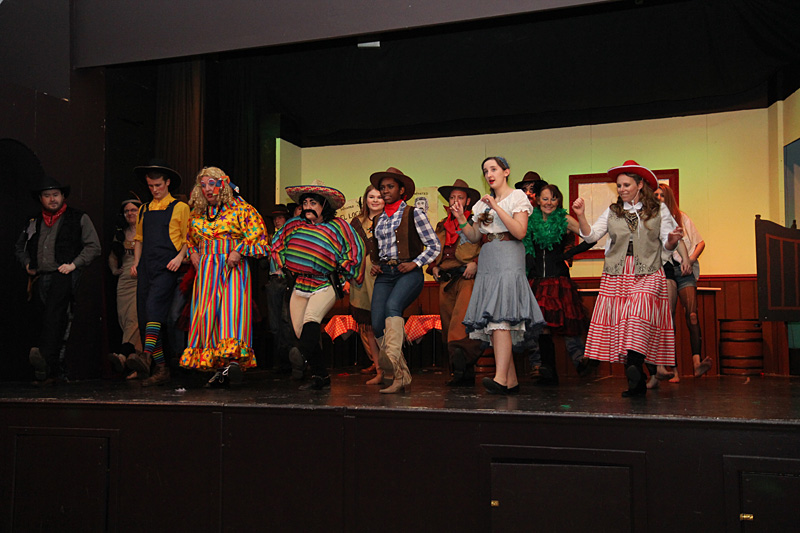 The Good The Bad and The Panto