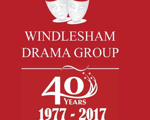 Windlesham Drama Group 40th Anniversary celebration