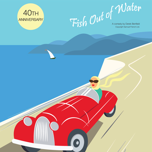 Fish Out of Water Windlesham Drama Group
